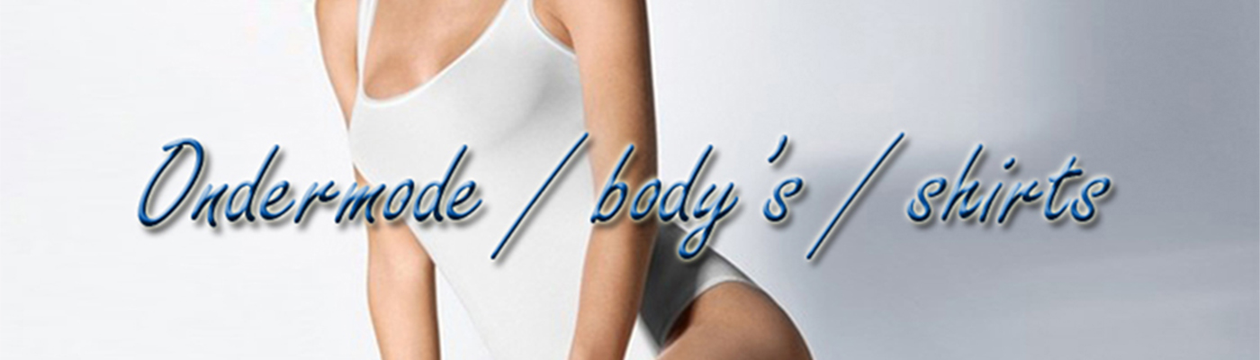 Ondermode Body's Shirts