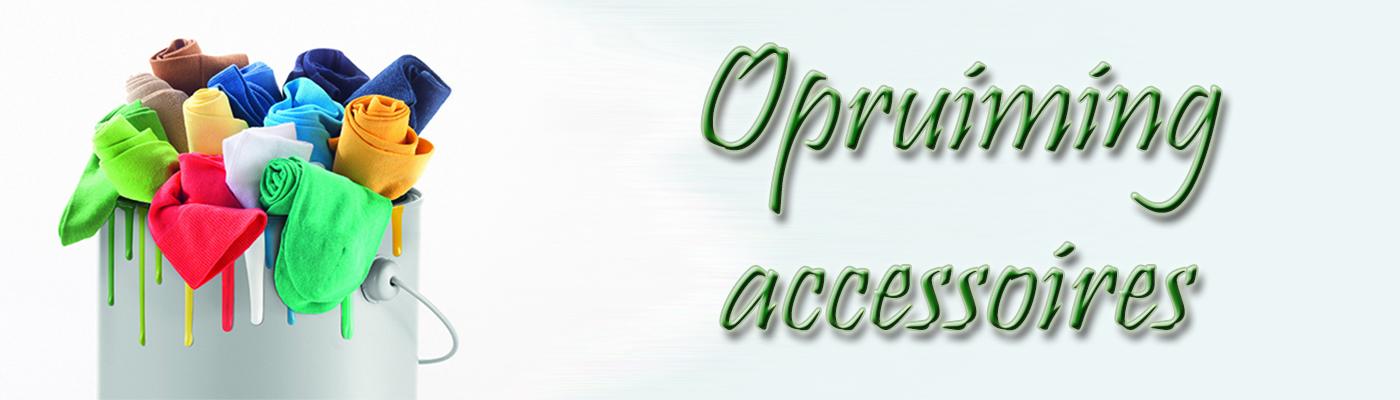 Banner Opruiming Accessoires