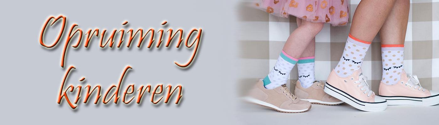 Banner Opruiming Kinderen