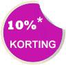Korting label